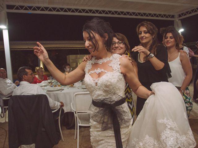Il matrimonio di Alessandro e Tiziana a Guagnano, Lecce 55