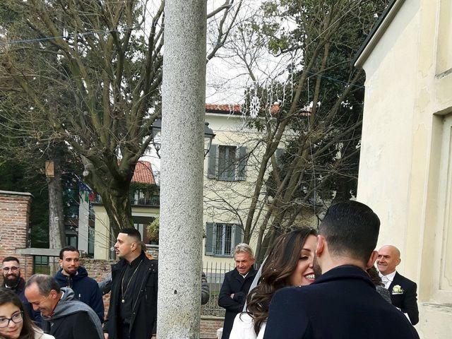 Il matrimonio di Agatino e Flavia a Milano, Milano 3