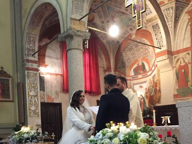 Il matrimonio di Agatino e Flavia a Milano, Milano 5