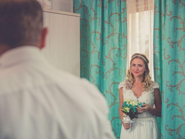 Il matrimonio di Costel e Crina a Portovenere, La Spezia 2