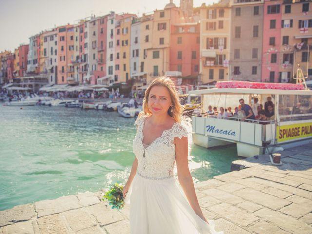 Il matrimonio di Costel e Crina a Portovenere, La Spezia 4