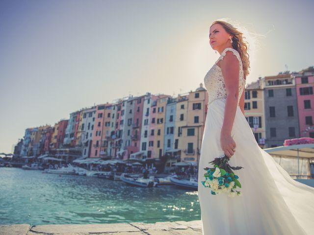 Il matrimonio di Costel e Crina a Portovenere, La Spezia 5