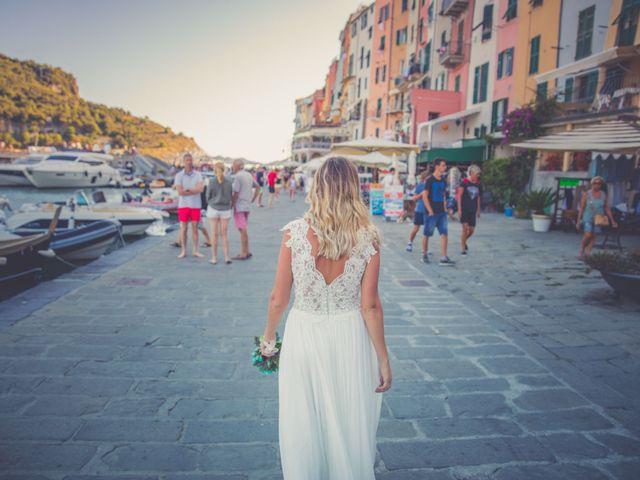 Il matrimonio di Costel e Crina a Portovenere, La Spezia 7