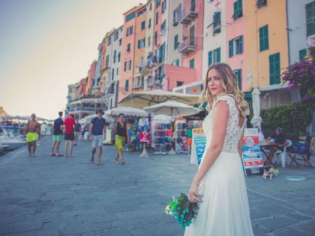 Il matrimonio di Costel e Crina a Portovenere, La Spezia 8