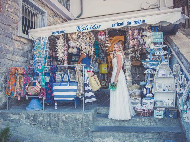 Il matrimonio di Costel e Crina a Portovenere, La Spezia 10