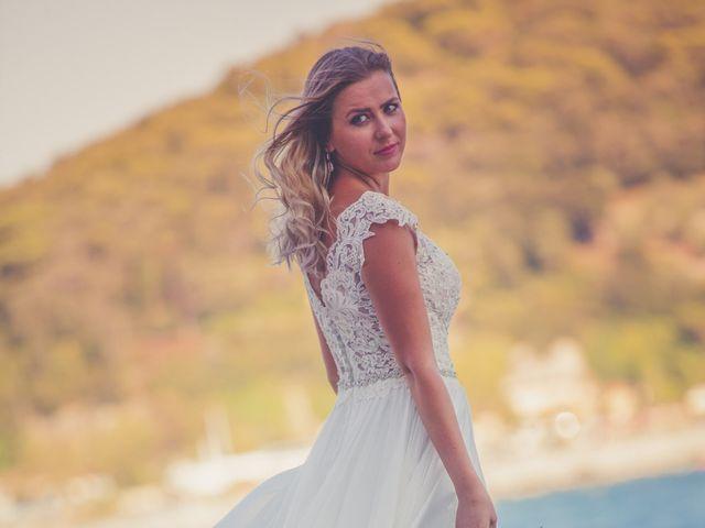 Il matrimonio di Costel e Crina a Portovenere, La Spezia 12