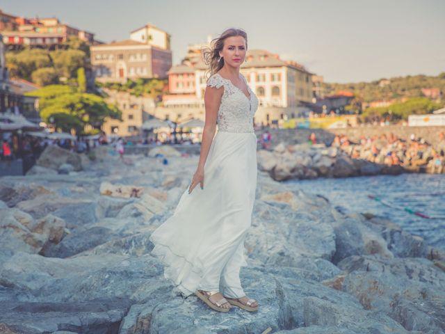 Il matrimonio di Costel e Crina a Portovenere, La Spezia 13