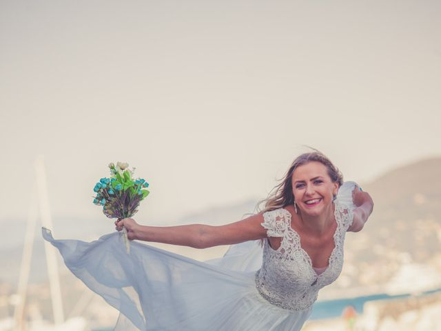 Il matrimonio di Costel e Crina a Portovenere, La Spezia 14