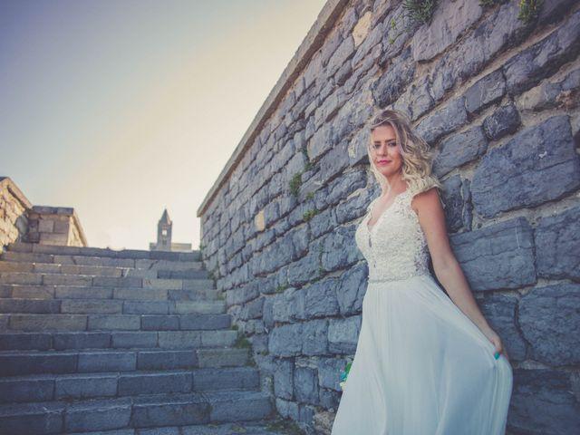 Il matrimonio di Costel e Crina a Portovenere, La Spezia 15