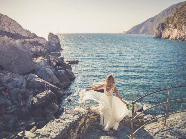Il matrimonio di Costel e Crina a Portovenere, La Spezia 18