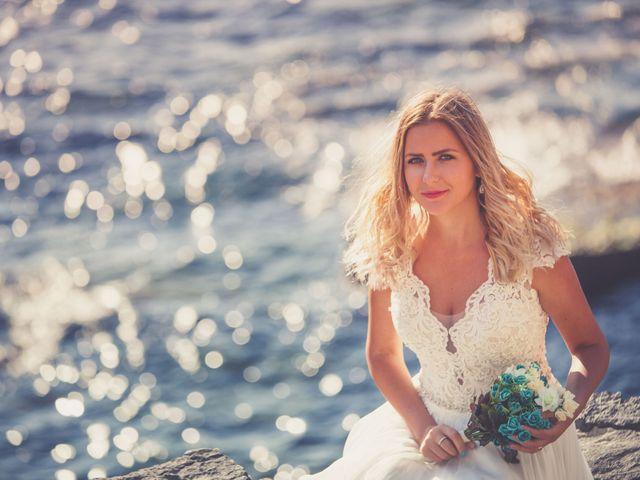 Il matrimonio di Costel e Crina a Portovenere, La Spezia 19