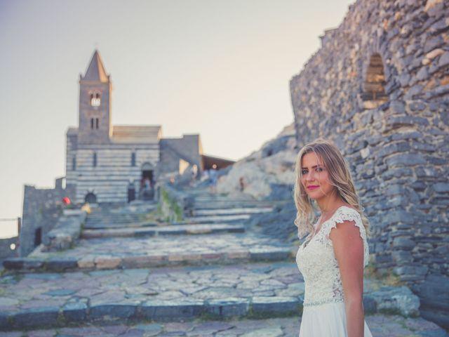 Il matrimonio di Costel e Crina a Portovenere, La Spezia 21