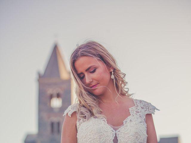 Il matrimonio di Costel e Crina a Portovenere, La Spezia 23