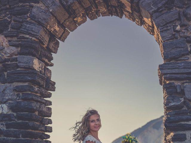 Il matrimonio di Costel e Crina a Portovenere, La Spezia 25