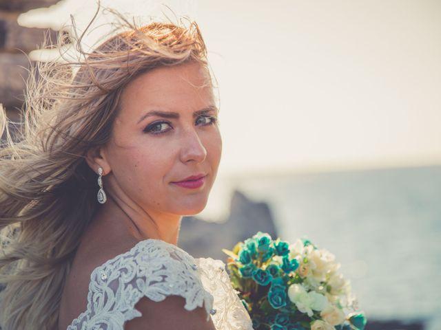 Il matrimonio di Costel e Crina a Portovenere, La Spezia 27