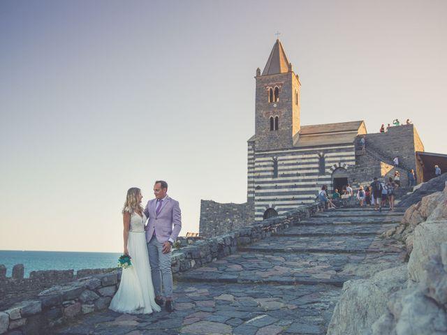 Il matrimonio di Costel e Crina a Portovenere, La Spezia 30