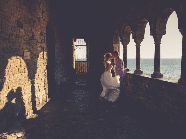 Il matrimonio di Costel e Crina a Portovenere, La Spezia 34