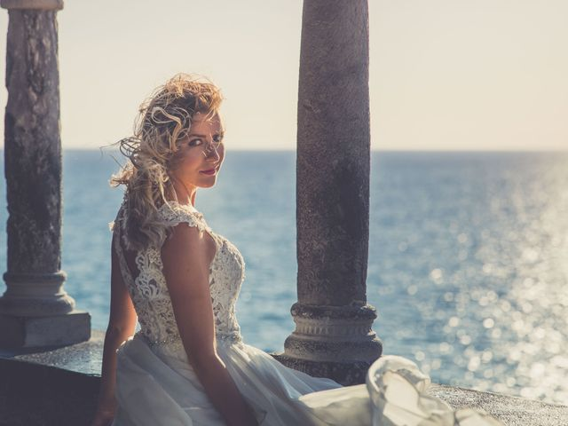 Il matrimonio di Costel e Crina a Portovenere, La Spezia 36