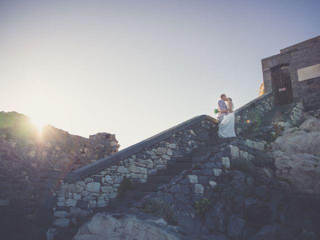 Il matrimonio di Costel e Crina a Portovenere, La Spezia 38