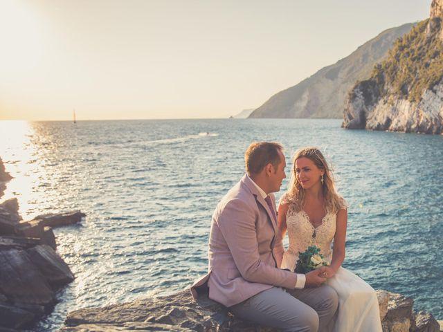 Il matrimonio di Costel e Crina a Portovenere, La Spezia 43