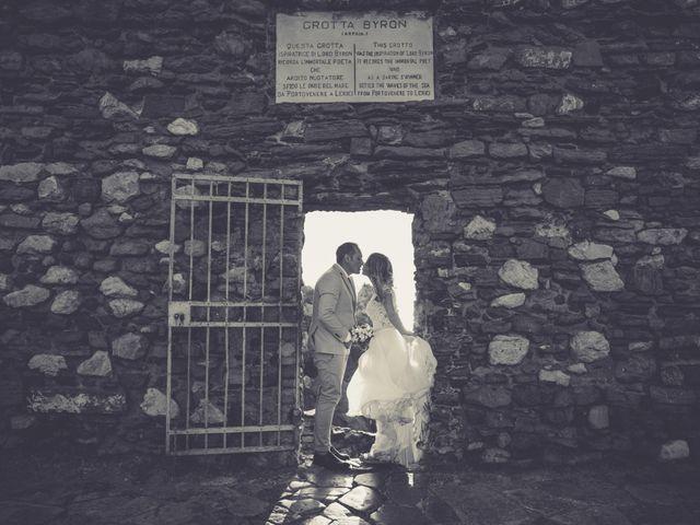 Il matrimonio di Costel e Crina a Portovenere, La Spezia 46