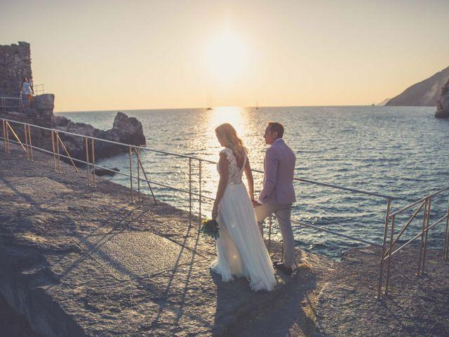 Il matrimonio di Costel e Crina a Portovenere, La Spezia 47
