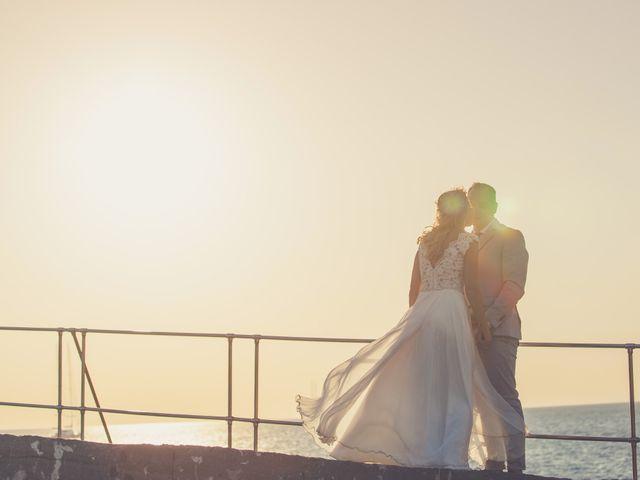 Il matrimonio di Costel e Crina a Portovenere, La Spezia 48