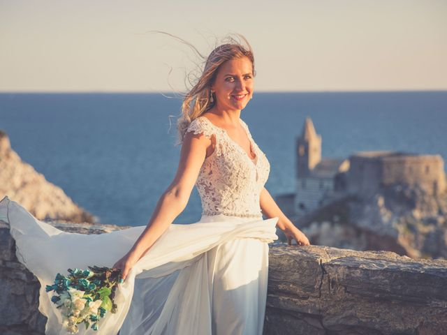Il matrimonio di Costel e Crina a Portovenere, La Spezia 49