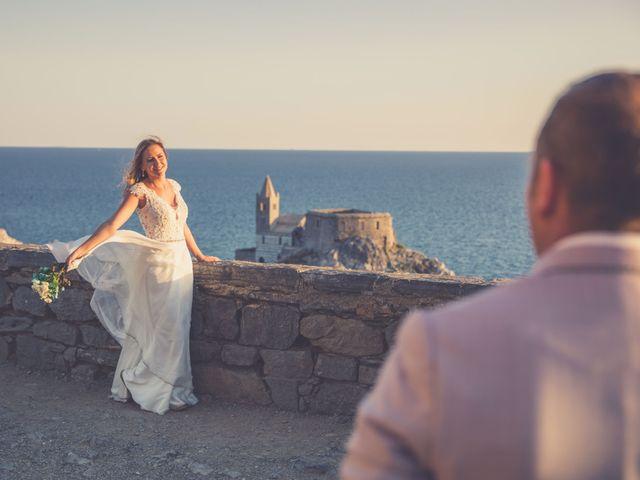 Il matrimonio di Costel e Crina a Portovenere, La Spezia 50
