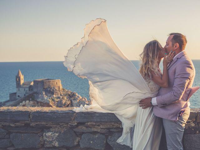 Il matrimonio di Costel e Crina a Portovenere, La Spezia 1