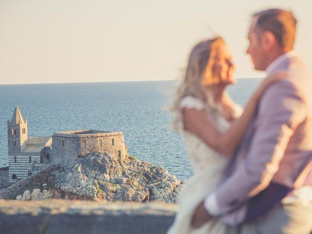 Il matrimonio di Costel e Crina a Portovenere, La Spezia 52