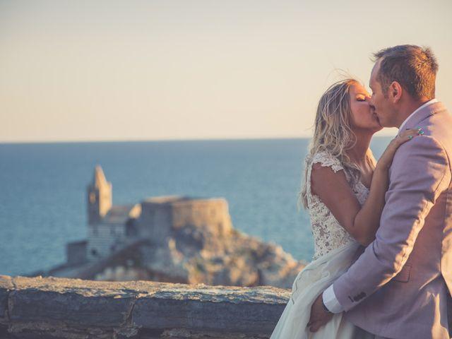 Il matrimonio di Costel e Crina a Portovenere, La Spezia 53