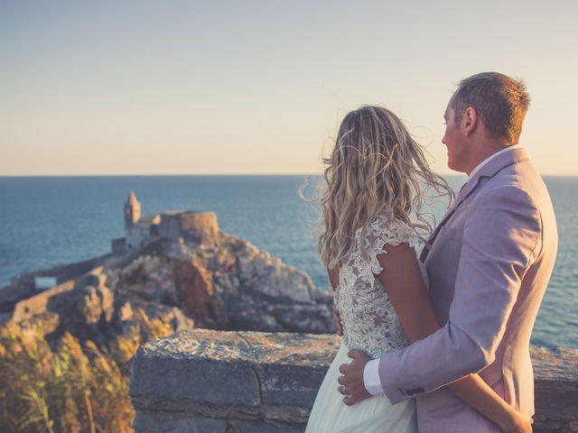 Il matrimonio di Costel e Crina a Portovenere, La Spezia 54