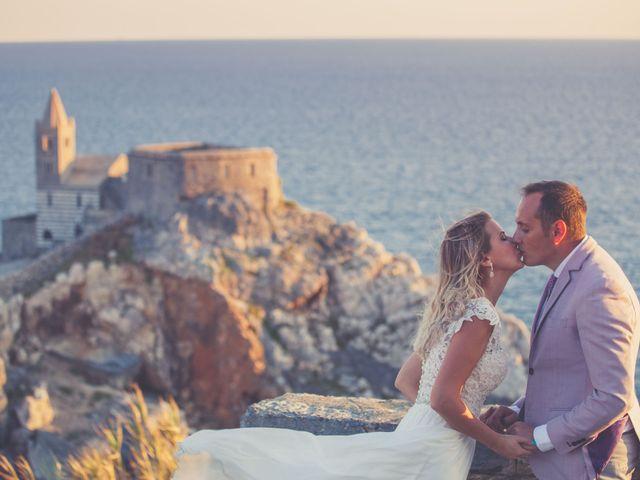 Il matrimonio di Costel e Crina a Portovenere, La Spezia 56