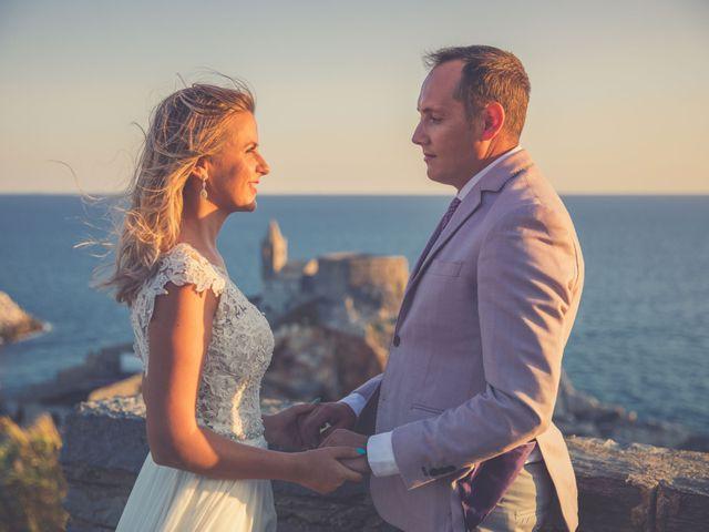 Il matrimonio di Costel e Crina a Portovenere, La Spezia 57