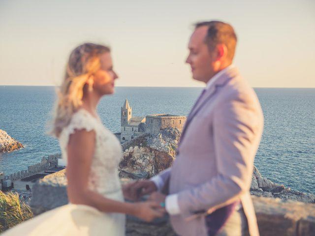 Il matrimonio di Costel e Crina a Portovenere, La Spezia 58