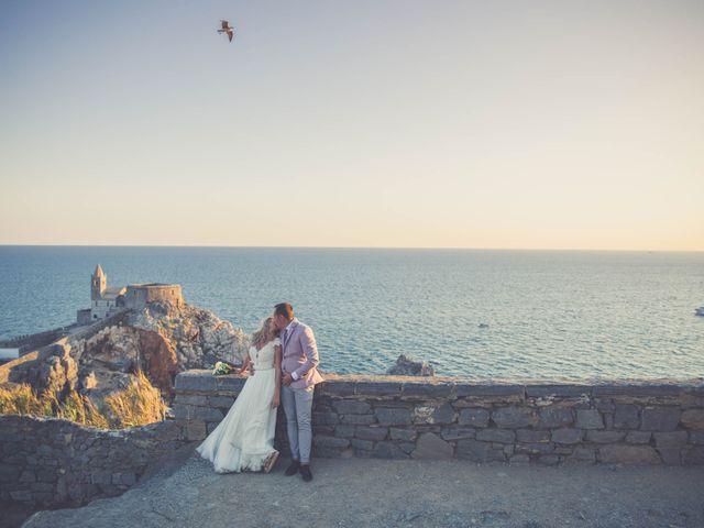 Il matrimonio di Costel e Crina a Portovenere, La Spezia 59