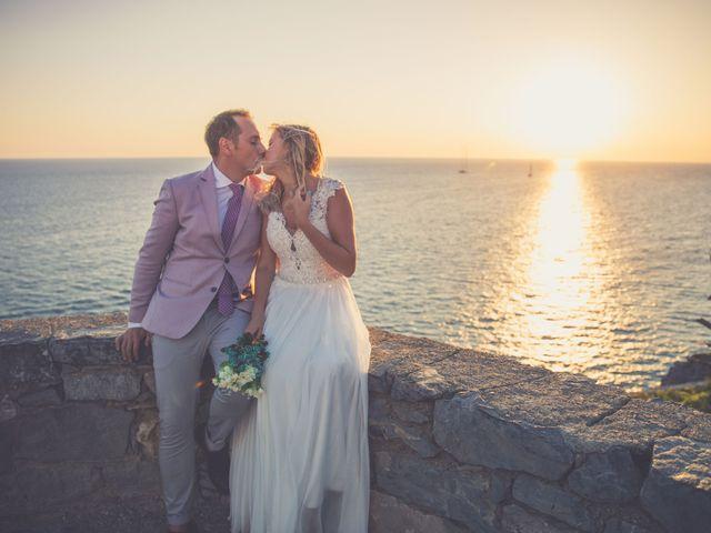 Il matrimonio di Costel e Crina a Portovenere, La Spezia 60