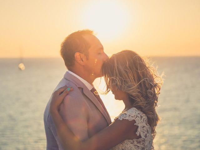 Il matrimonio di Costel e Crina a Portovenere, La Spezia 61