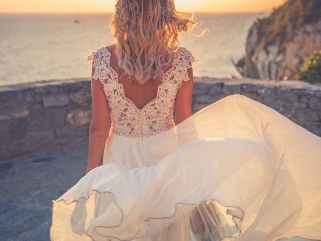 Il matrimonio di Costel e Crina a Portovenere, La Spezia 62