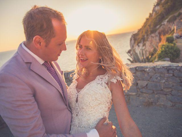 Il matrimonio di Costel e Crina a Portovenere, La Spezia 63