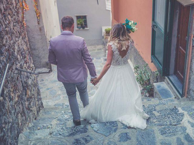 Il matrimonio di Costel e Crina a Portovenere, La Spezia 65