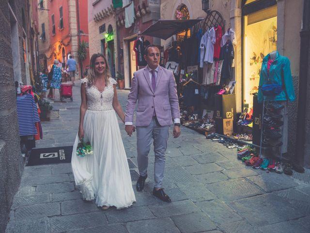 Il matrimonio di Costel e Crina a Portovenere, La Spezia 66