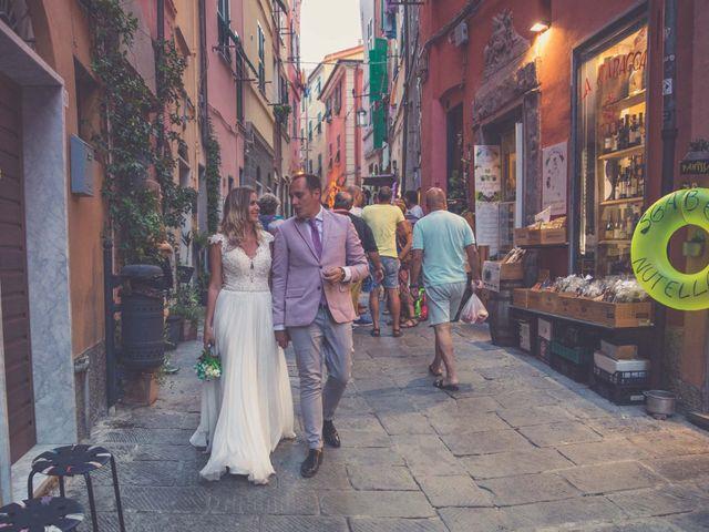 Il matrimonio di Costel e Crina a Portovenere, La Spezia 67