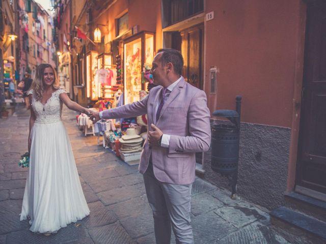 Il matrimonio di Costel e Crina a Portovenere, La Spezia 68