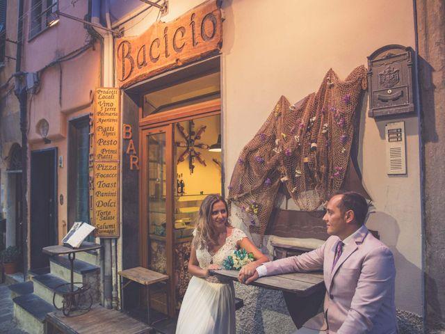 Il matrimonio di Costel e Crina a Portovenere, La Spezia 69