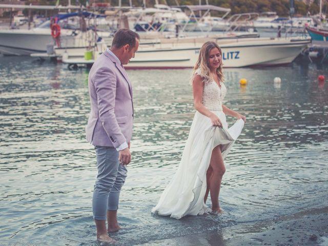 Il matrimonio di Costel e Crina a Portovenere, La Spezia 71