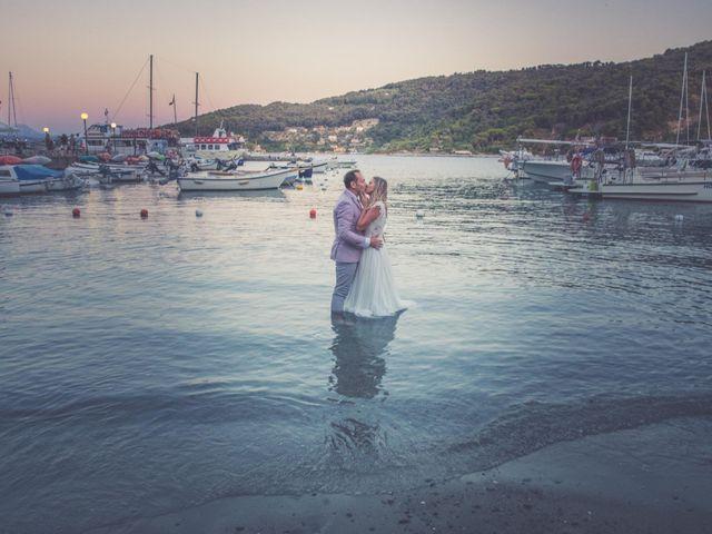 Il matrimonio di Costel e Crina a Portovenere, La Spezia 73