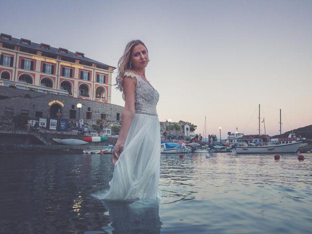 Il matrimonio di Costel e Crina a Portovenere, La Spezia 74