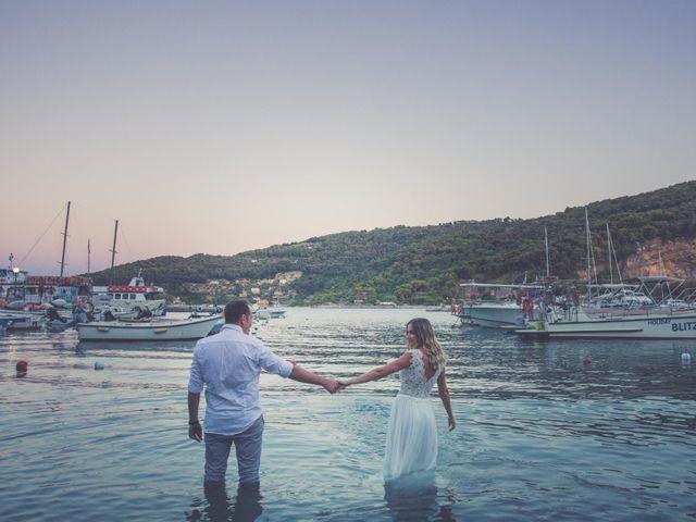 Il matrimonio di Costel e Crina a Portovenere, La Spezia 75
